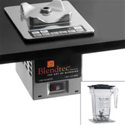 blendtec bed bath and beyond blendtec 174 connoisseur convertible built in counter top or