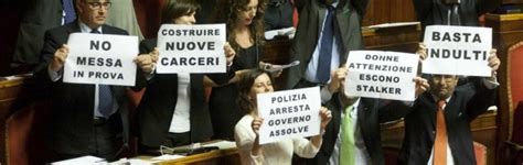 decreto svuota carceri testo definitivo decreto svuota carceri ok senato lega quot amnistia