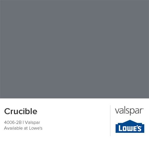 crucible from valspar house colors colors the o jays and the wall