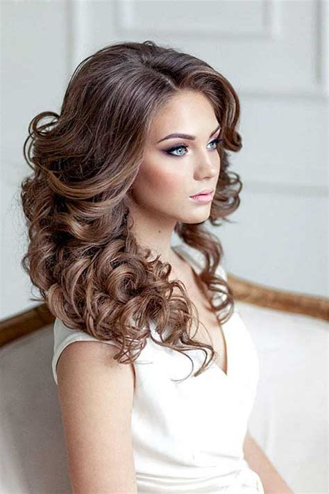 40 best wedding hairstyles for hair - Wedding Hairstyles For Hair