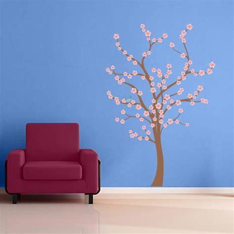 cherry blossom tree wall stickers cherry blossom tree wall decal wall decal world