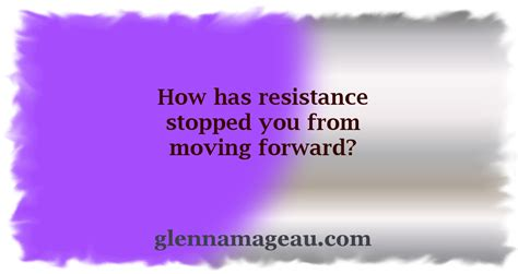 how can you tell the resistance of a resistor how has resistance stopped you from moving forward