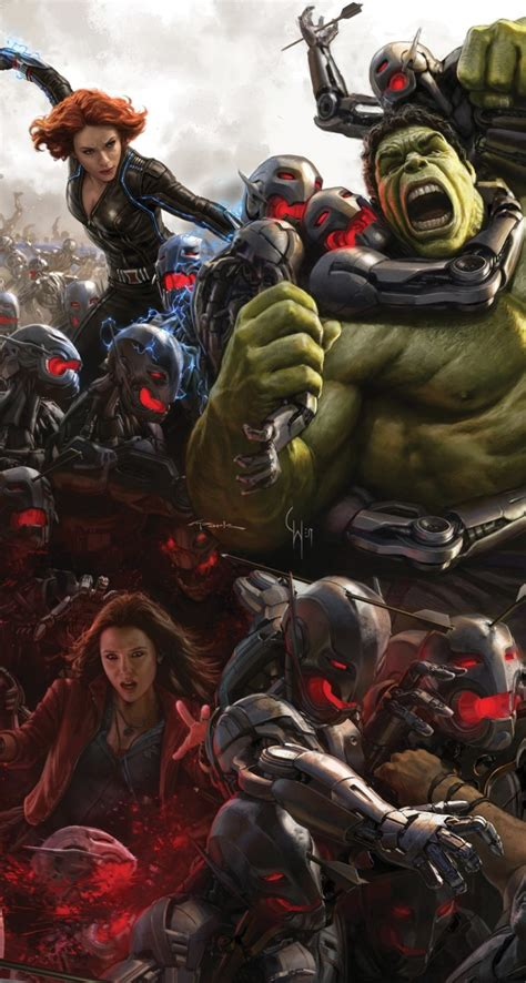 ultron wallpaper for iphone 5 download avengers age of ultron concept art hd wallpaper