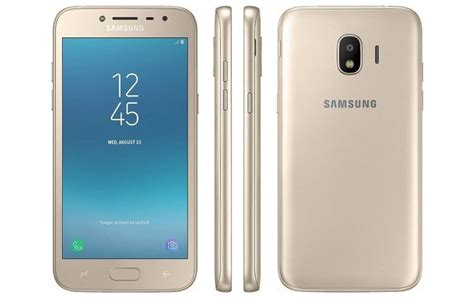 Samsung J2 Pro Feb 2018 galaxy j2 2018 le prix est officieusement r 233 v 233 l 233
