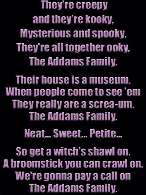 theme song to bloodline the addams family tv shows pinterest the addams