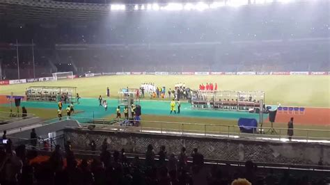 indonesia vs korea selatan indonesia national anthem lagu indonesia raya