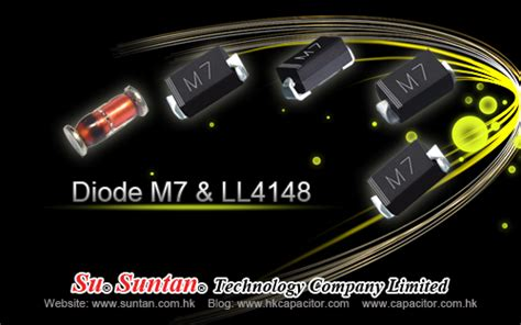 diode m7 suntan is keeping stock for diode m7 ll4148