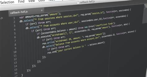 node js callback tutorial node js is not suitable for generic web projects ii