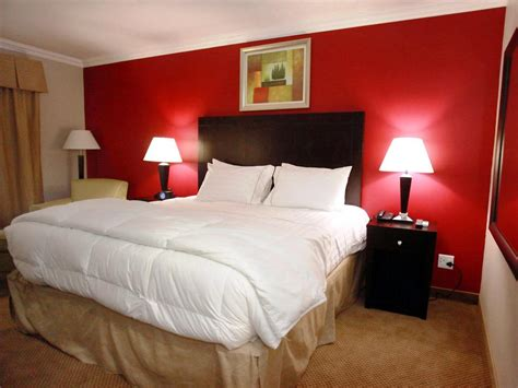 red bedroom paint ideas a passionate red bedroom ideas all home decorations