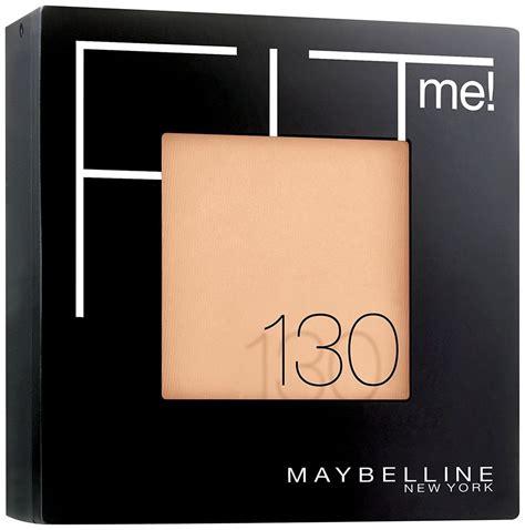 Maybelline Powder maybelline fit me pressed powder 130 buff beige ebay