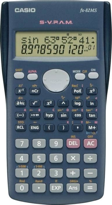 Kalkulator Casio Ms 20uc flipkart casio scientific calculator scientific