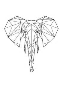 best 25 geometric animal ideas on pinterest geometric