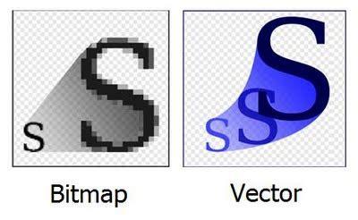imagenes vectoriales y bitmap tan joven y tan viejo