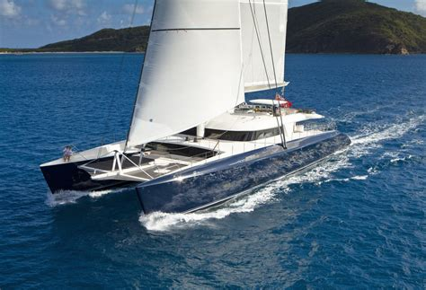 catamaran superyacht catamaran hemisphere the world s largest sailing