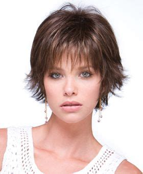 inexpensive wigs for women with round faces coco by rene of paris synthetic hair wig color shown