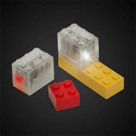 light up bricks brick brites light up your legos the gadgeteer