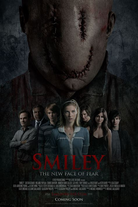 film horror qaki smiley movie poster horror movies photo 32326252 fanpop