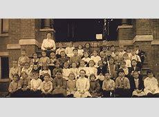 Clendenin School - Argenta AR now NLR 2nd grade class-abt 1909 C. S. Lewis