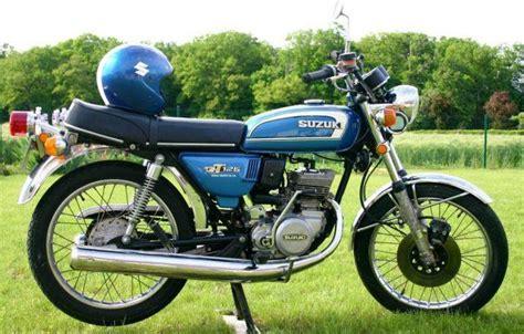 Suzuki 125 Gt Suzuki Gt125m