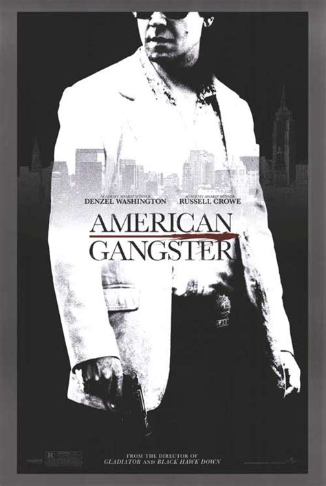film gangster us american gangster movie posters at movie poster warehouse