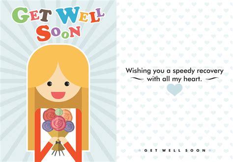 Well Soon Card