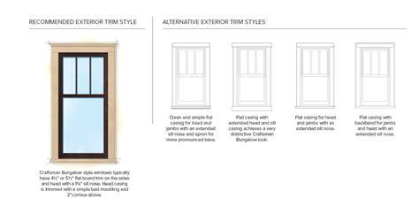 craftsman style trim details craftsman bungalow simonson lumber hardware
