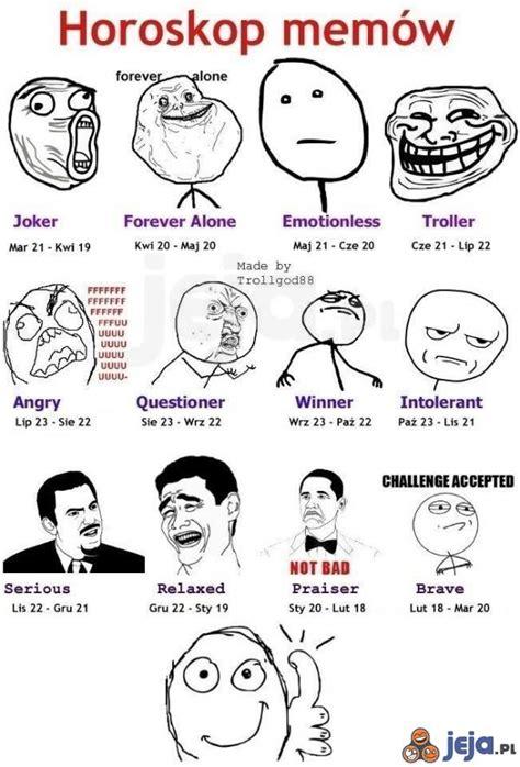 Meme Name Meaning - horoskop mem 243 w obrazki jeja pl