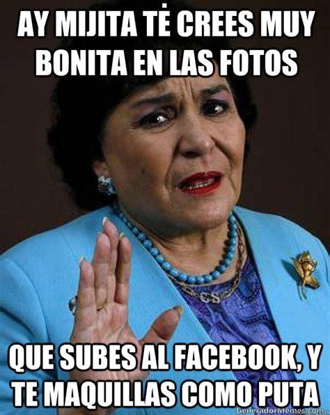 Fotos Memes - ay mijita te crees muy bonita en las fotos que subes al