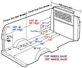 Ford Cargo Dimensions Cargo Interior Dimensions Smalltowndjs