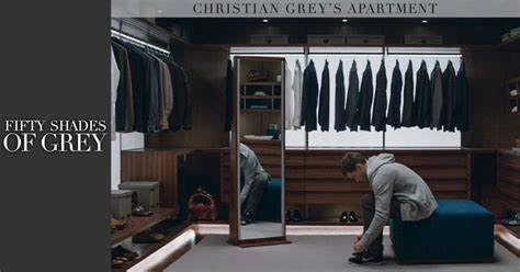 Fifty Shades Of Grey Wardrobe by That Tie New Photos Of Christian Grey S Wardrobe In