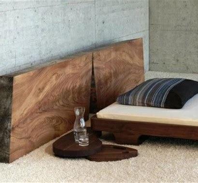 Bett Auf Boden by 10 Rustikale Bett Designs Den Landhausstil Nach Hause