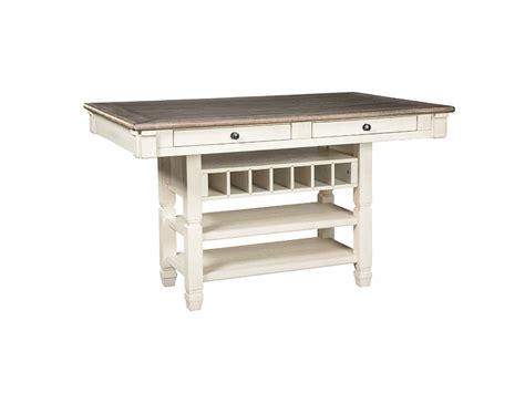 bolanburg rectangular counter dining set shop