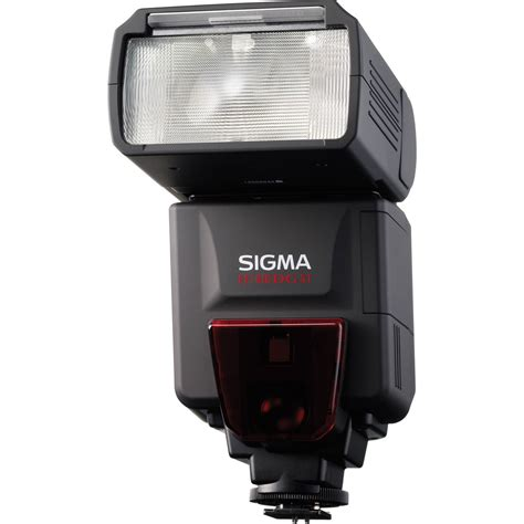 sigma ef 610 dg st flash for canon cameras f19101 b h photo
