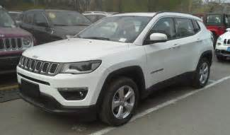 Compass Jeep Jeep Compass Technical Specifications And Fuel Economy
