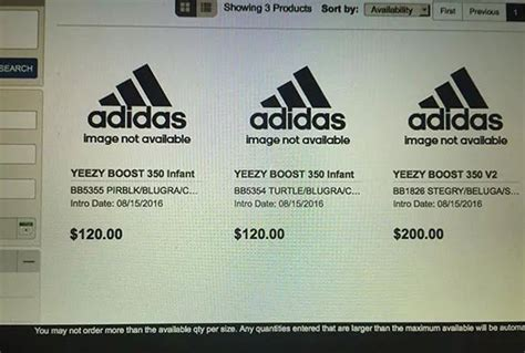 adidas yeezy size chart baby adidas yeezy 350 boost infant sizes sneaker bar detroit