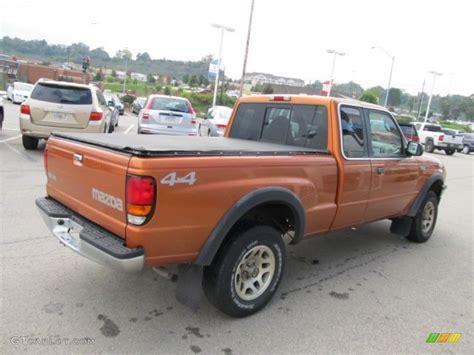 mazda copper 2000 copper metallic mazda b series truck b3000 se