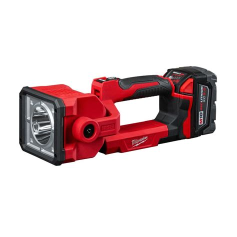 Milwaukee M18 18 Volt Lithium Ion Cordless Search Light Cordless Lights