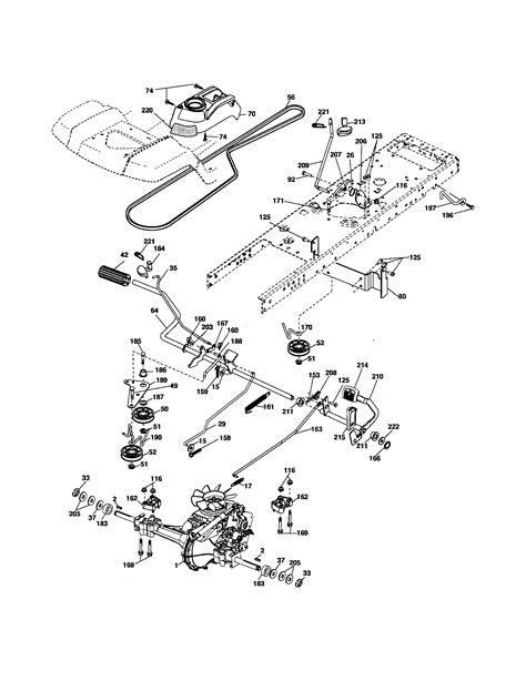 husqvarna lawn tractor parts diagram husqvarna yth2348 lawn tractor 1 wiring diagrams wiring