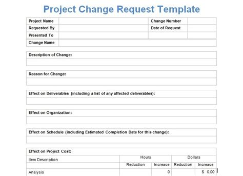 project change management plan template 624 best images about excel project management templates