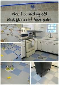 Kitchen Floor Paint Ideas 25 Best Painted Kitchen Floors Ideas On