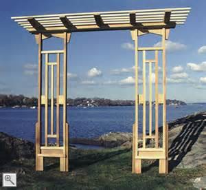 Trellis Emerson Oak Park Arbor By Trellis Structures