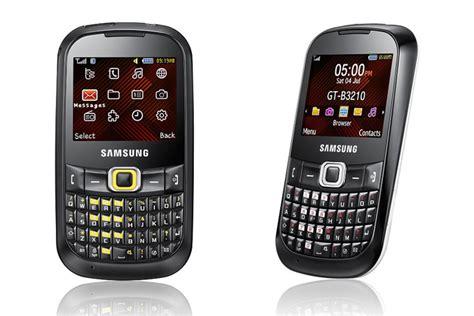 Harga Samsung Qwerty samsung corby b3210 spesifikasi harga dan keunggulan