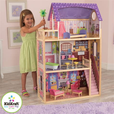 kid craft toys kidkraft dollhouse 65092
