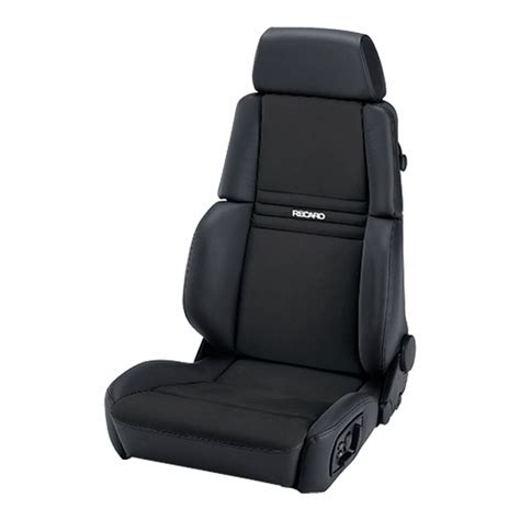Reclining Sports Seats by Recaro Orthopaed Reclining Sport Seat Gsm Sport Seats