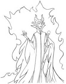 disney villains coloring book dibujos de malefica para colorear