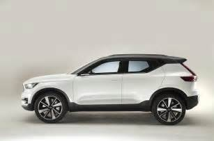 Volvo Xc40 Launch Volvo Xc40 Examined In Detail Ahead Of Geneva Debut Autocar