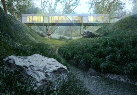 bridge house bridge house visualized