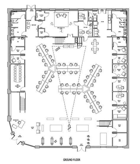 floor plan la buzzfeed la office jidk archdaily