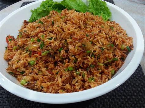 variasi nasi goreng  rakyat malaysia  tahu
