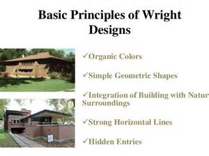 frank lloyd wright philosophy frank lloyd wright